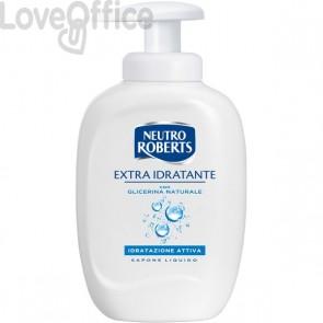 Sapone liquido Neutro Roberts - Extra Idratante - 300 ml