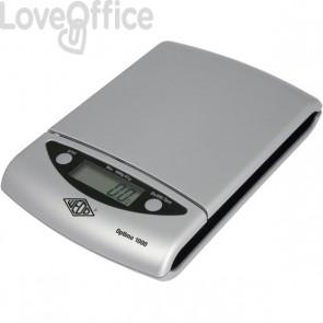 Bilancia Optimo 1000 Wedo - 20,5x13,3x3,4 cm - portata 1 kg - scala 0,5 g - V200005