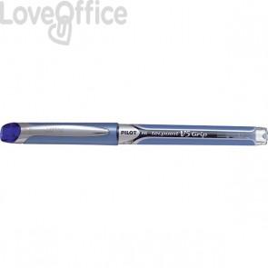 Roller V5 Grip Pilot - blu - ad ago 0,5 mm - 006731