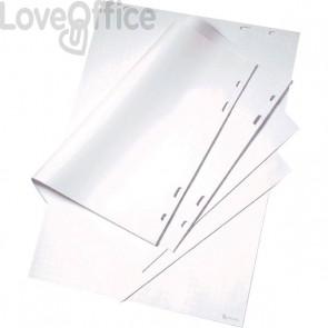 Blocchi lavagna Nobo - bianco - 20 fogli - 96x67 cm