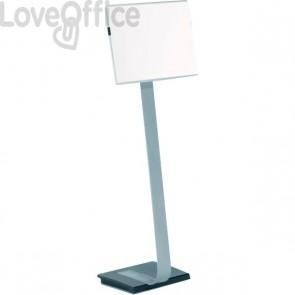 Espositore da pavimento Info Sign Stand Durable - A3 - 118-125 cm - 4813-23