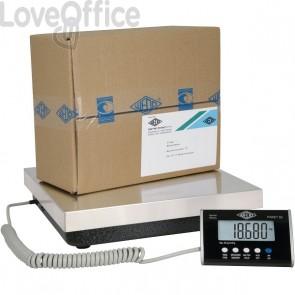 Bilancia Paket 50 Wedo - 30,5x31x6 cm - portata 50 kg - scala 20 g - V220050
