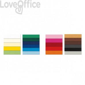 Cartoncini colorati PRISMA 220 Favini - 70x100 cm - celeste (conf.10)