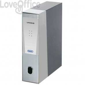 registratore con custodia meccanismo a leva