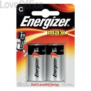 Energizer Max+ Power  - mezzatorcia - C - E300129500 (conf.2)