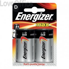 Energizer Max+ Power - torcia - D - E300129200 (conf.2)