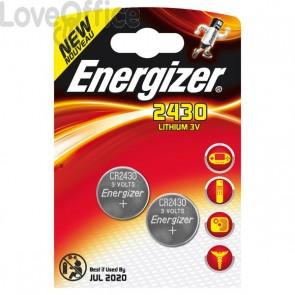Pile Energizer Specialistiche - CR2430 - litio - 637991 (conf.2)