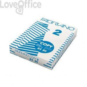 Copy 2 Fabriano - A4 - 80 g/mq (minipallet 50 risme)