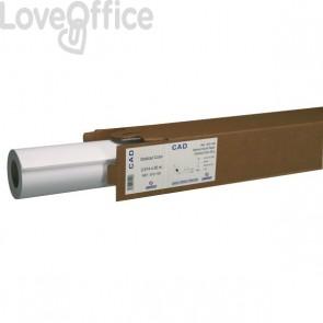Rotolo Carta Plotter Canson - CAD - Carta Opaca - 91,4 cm - 50 m - 90 g/mq