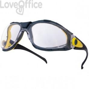 Occhiali Pacaya Clear Delta Plus - blu/grigio - PACAYBLIN