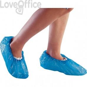 Sovra-scarpe in poliestere Delta Plus - taglia unica (conf.50)