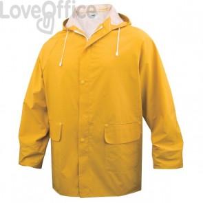 Completo da pioggia en304 Delta Plus - giallo - XXL - EN304JAXX2