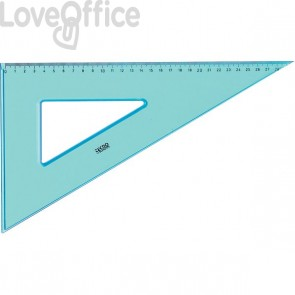 Linea Tecnoschool Arda - Squadra 60° - 60° 35 cm
