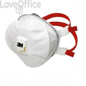 Respiratore 3M FFP3 8835 EN 149 A1 - 31103 (conf.5)