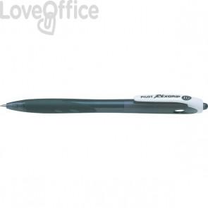 Penna a sfera Rexgrip Begreen Pilot - nero - 1 mm - 040010
