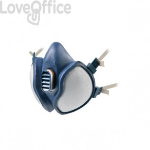 Respiratore semimaschera 3M 4251 vapori organici + polveri - 30150