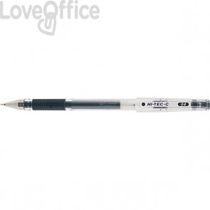 Penna a sfera G-Tec C4 Grip Begreen Pilot - nero - 0,4 mm - 040030