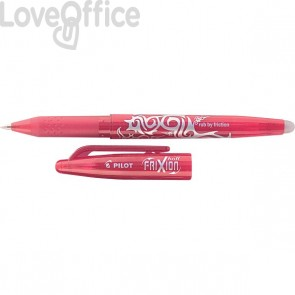 Penna a sfera cancellabile Frixion Ball Pilot -  rosso - 0,7 mm - 006662
