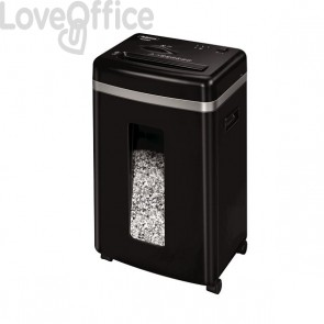Distruggi documenti P5 Fellowes Powershred® 450M uso personale a microframmento 2x12 mm - 22 litri