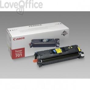 Originale Canon 9284A003 Toner alta resa 701Y giallo