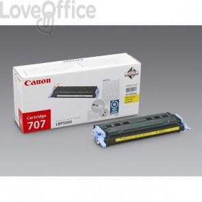 Originale Canon 9421A004 Toner 707 Y giallo
