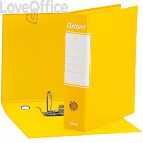 Esselte Raccoglitori Oxford - registratore protocollo - dorso 8 cm - Protocollo - Giallo (conf.6)