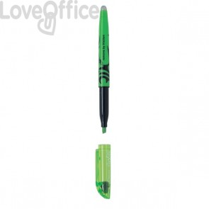 Evidenziatore cancellabile Frixion Light Pilot - verde - 009140