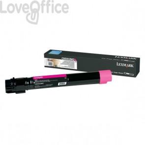 Originale Lexmark C950X2MG Toner altissima resa C950 magenta