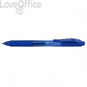 Roller Energel X Pentel - blu - 0,7 mm - BL107-CX
