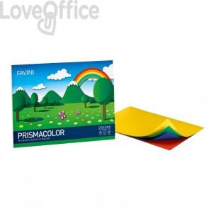 Album Prismacolor Favini - 24x33 cm - Assortito - 128 g/m2 (10 fogli)
