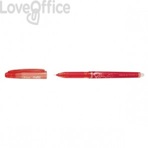 Frixion Point 0,5 Pilot - Penna a sfera cancellabile - rosso - 0,5 mm