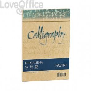 Buste Calligraphy Pergamena Favini - buste - 90 g/m2 - cm. 12x18 - oro - A57W207 (conf.25)