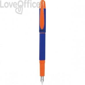 "Penna stilografica ""PRIMAPENNA"" Pelikan - medio - blu - 0F6DF3"