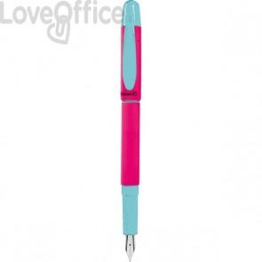"Penna stilografica ""PRIMAPENNA"" Pelikan - medio - rosa - 0F6DF4"