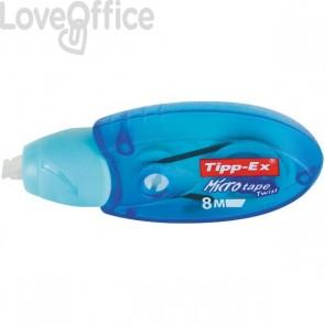 Correttori a Nastro Micro-Tape Twist Tipp-ex BIC® - 5 mm - 8 metri (conf.10)