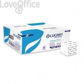 Carta igienica interfogliata - pura cellulosa - 2 - 210 - 811A76 (40 conf da 210 fogli)