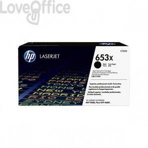 Originale HP CF320X Toner alta capacità 653X nero
