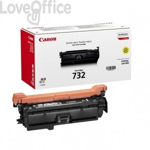 Originale Canon 6260B002 toner giallo
