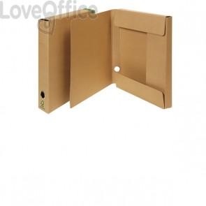 Portaprogetto con elastico piatto Euro-cart - dorso 6 cm