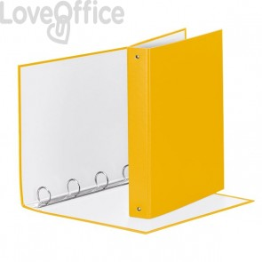 Raccoglitore ad Anelli Meeting Esselte - giallo - 22 x 30 cm
