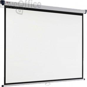 Schermo per videoproiettore da parete 4:3 Nobo - 175x133 cm - 219 cm - 1902392