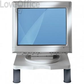 Supporto monitor standard Fellowes - grigio - 91712-70