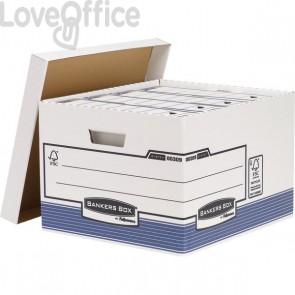 Scatola archivio standard R-Kive Prima Fellowes - 33,5x40,4x29,2 cm - 0026101 (conf.10)