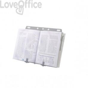 Leggio Book-Lift Fellowes - silver - 21140