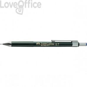 Portamine TK Fine Faber Castell - verde - 0,7 mm - 136700