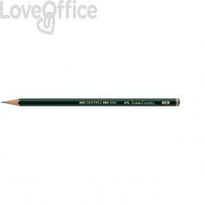Lapis Grafite Faber Castell 9000 - HB (conf.12)