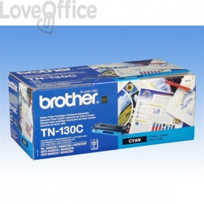 Toner Brother Originale TN-130C SERIE 130 ciano