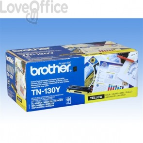 Toner Brother Originale TN-130Y SERIE 130 giallo