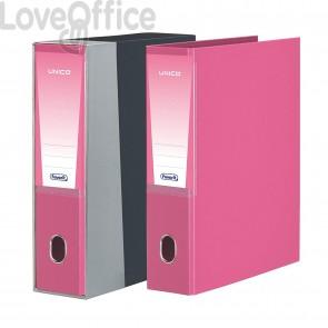 registratore con custodia rosa