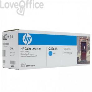Originale HP Q3961A Toner alta capacità ciano